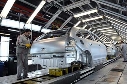 Producción en El Palomar del Citroën C4 Hatchback
