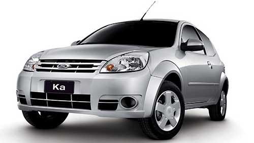 Nuevo Ford Ka