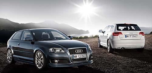 Audi A3 y A3 Sportback