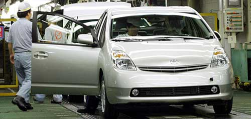 Planta de Toyota en Canadá