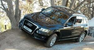 Presentación del Audi Q5 en Argentina.