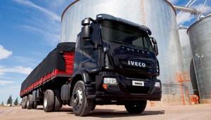 Camión Iveco Tector