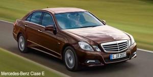Mercedes Clase E 2010