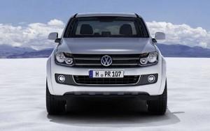 Volkswagen Amarok, primeras fotos oficiales.