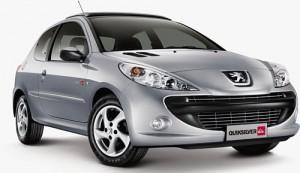 Peugeot 207 Compact Quiksilver