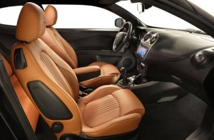 Maserati encargó 100 Alfa Romeo MiTo