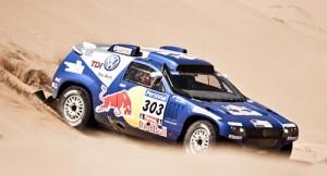 Carlos Sainz se impuso en la general de autos del Dakar 2010