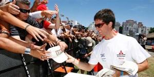Orlando Terranova fue el piloto argentino mejor clasificado en autos