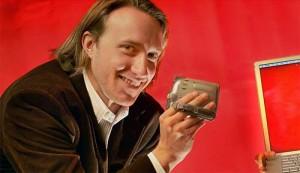 El empresario Chad Hurley, creador de YouTube