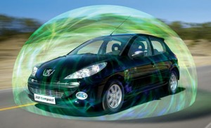Peugeot 207 Compact WiFi