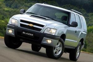 Chevrolet Blazer 2010