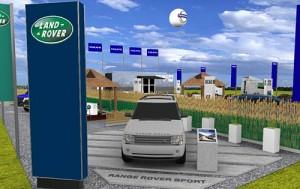 Land Rover en Expoagro 2010