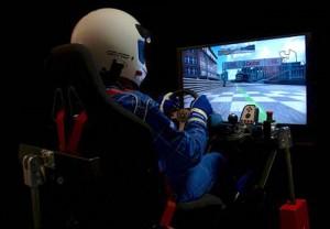 El simulador desarrollado por Motion Sim