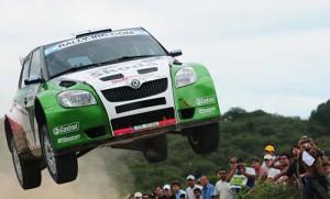 Un Skoda ganó en el Rally de la Argentina 2010