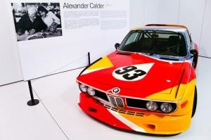 El BMW Art Car que pintó Alexander Calder
