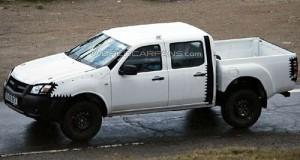 Ford Ranger 2012 - Foto: Worldcarfans