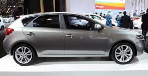 Kia Cerato hatchback - Foto: Autoblog