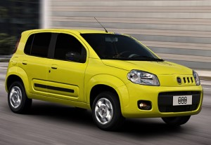Nuevo Fiat Uno