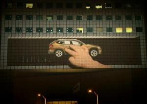 Mapping 3D de BMW en Singapur.