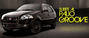 Fiat Palio Groove