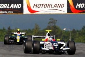 Guerrieri ganó en Brno en las dos carreras de la World Series by Renault.