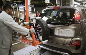 Se inició la producción del Citroen Aircross.