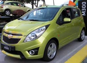 El Chevrolet M300 en el stand de la marca en Pinamar - Foto: Cars Magazine