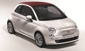 Fiat 500 Cabrio