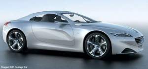 Peugeot SR1