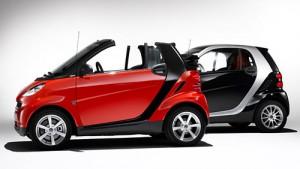 Smart fortwo cabrio y coupé