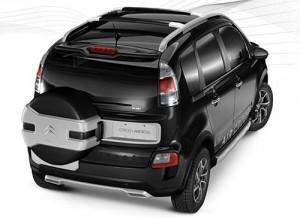 Citroën inició la pre-reserva del C3 Aircross y hará un reality show