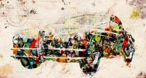 """""""The Alfa Romeo Centennial Fine Art Prints Collection"""""""