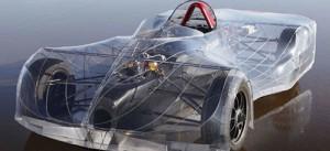 DeLaSalle Electric Car