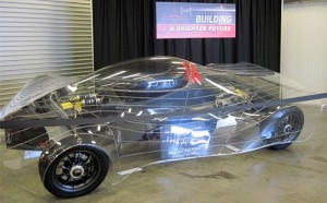 DeLaSalle Electric Car