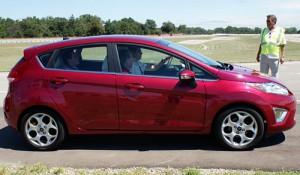 Ford Fiesta Kinetic Design - Foto: Adriano Bianchi