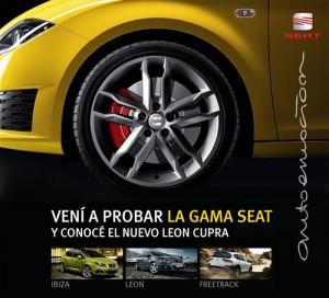 Test drive de Seat