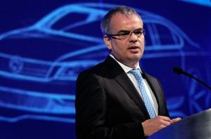 Stefan Jacoby, ex CEO para América de Volkswagen, nuevo Presidente y CEO de Volvo Cars.