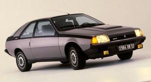 Renault Fuego de 1984