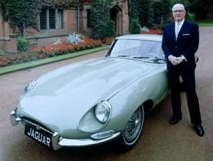 Sir William Lyons y el 4 E-Type