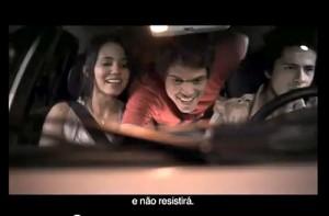 Campaña de seguridad vial de Brasil en la Semana Nacional de Tránsito.