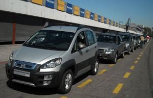 Evento de Fiat en el autódromo Gálvez- Foto: Cosas de Autos Blog
