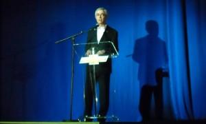 Jaime Ardila en Recife.