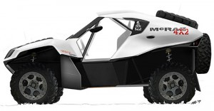 McRae Buggy 4x2 - Foto: McRae Pro Dakar