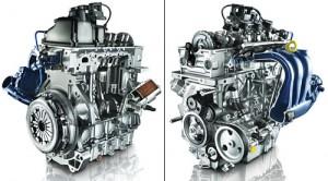 Motor E.torQ de 1.6 litros, 16v y 115 cv