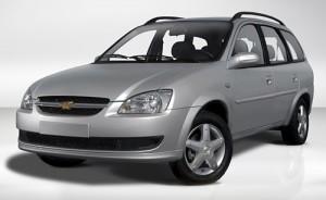 Chevrolet Classic Wagon
