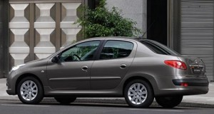 Peugeot 207 Compact Sedán