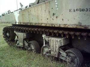 Tanque Sherman a la venta en La Plata