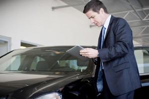 iPad y Mercedes-Benz