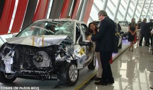 Presentación del Latin NCAP en Montevideo - Foto: Cosas de Autos