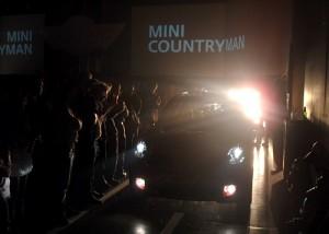 Presentación del MINI Countryman en Palermo - Foto: Cosas de Autos Blog